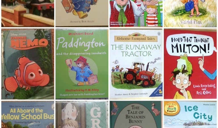 300 picture books #300pbs