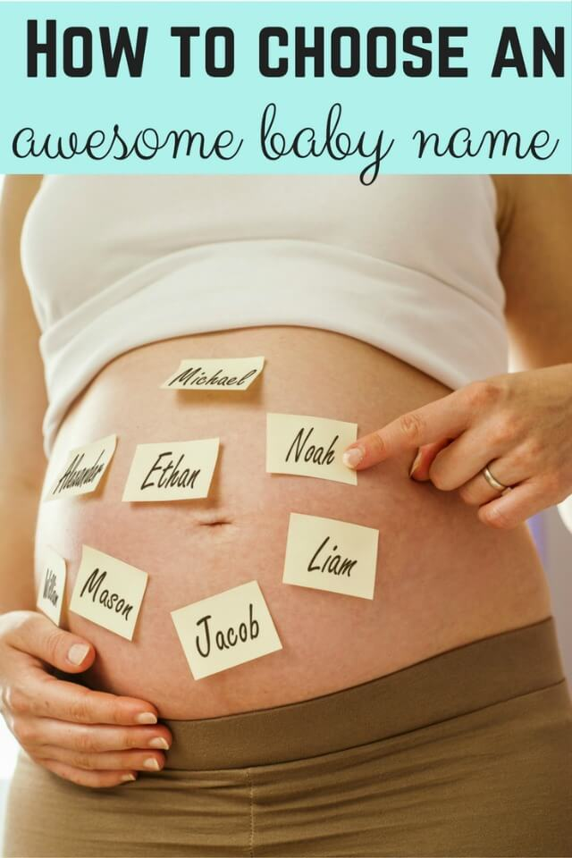 How To Choose The Style Of The: How To Choose A Brilliant Baby Name And Avoid A Dodgy One