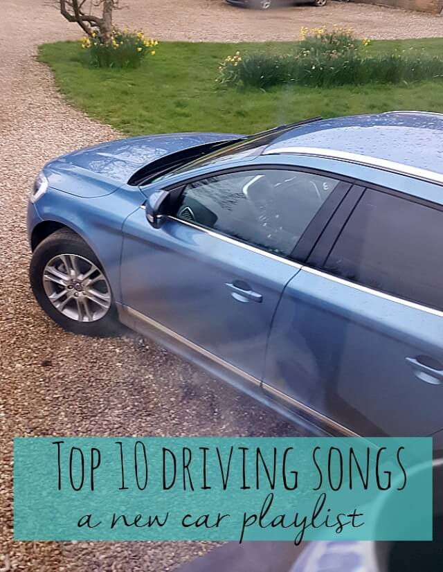 top 10 driving songs my new car playlist bubbablue and me. Black Bedroom Furniture Sets. Home Design Ideas