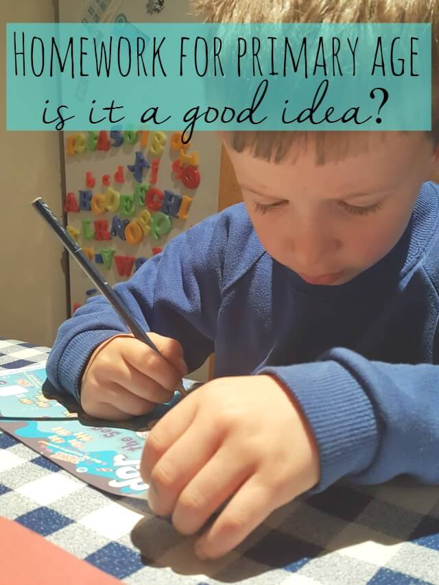 Why is homework good for kids